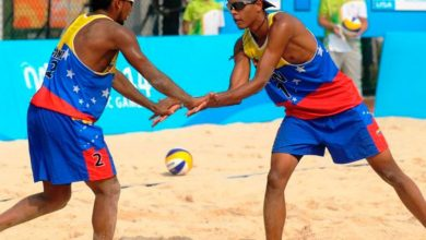 Photo of Venezuela conquistó tercer lugar en Grand Slam Suramericano de voleibol de playa