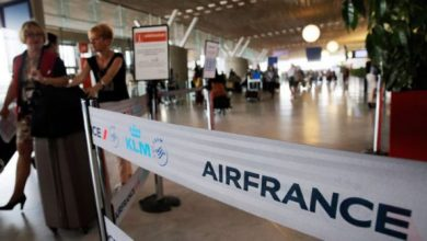 Photo of Air France cancela una cuarta parte de sus vuelos por huelga