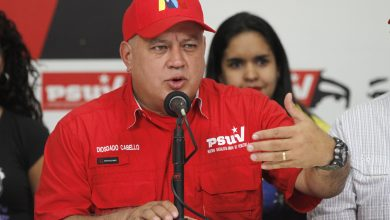 Photo of Cabello: «la seguridad de Guaidó depende de él»