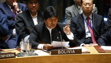 Photo of Evo Morales: Intervención en Venezuela «traerá guerra»