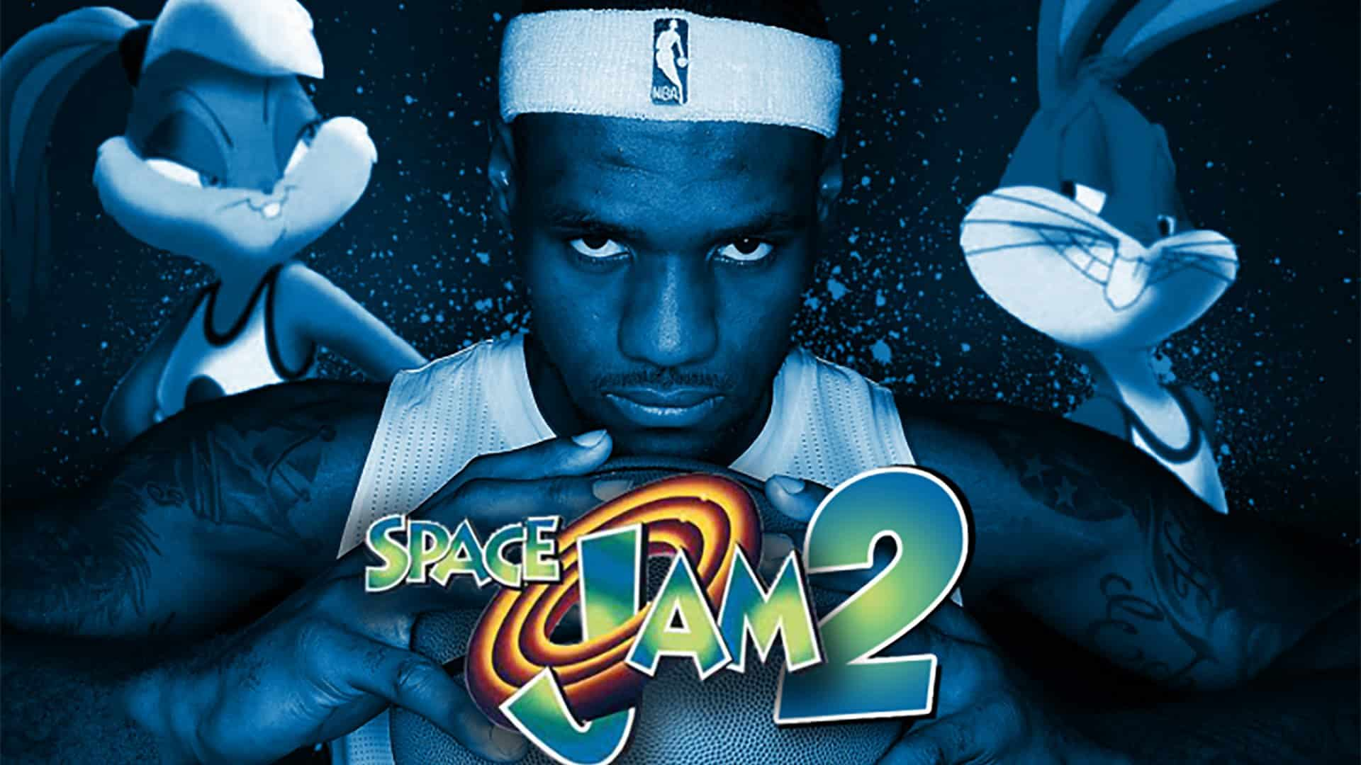 Lebron James y Space Jam 2