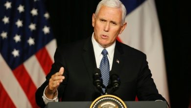 Photo of Pence acusa a China de interferir en la política de EEUU