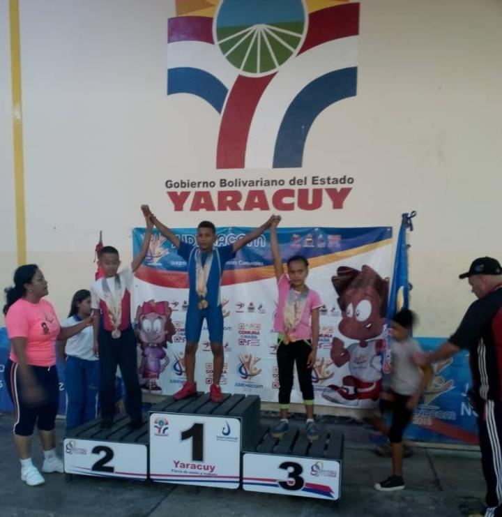 Photo of Lucha infantil otorga sexta medalla de oro a Falcón