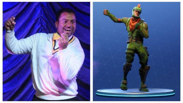 Photo of Carlton, del «Príncipe del Rap», demanda a «Fortnite» por plagiar su famoso baile