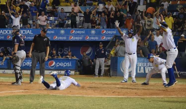 Photo of Magallanes venció a Tigres y clasificó a la postemporada