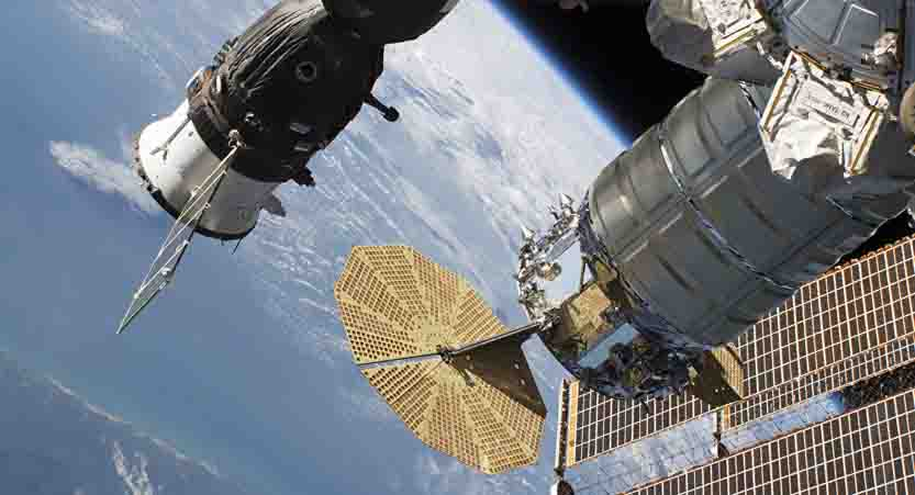 Photo of Nasa sigue usando nave rusa Soyuz, según jefe de Roscosmos