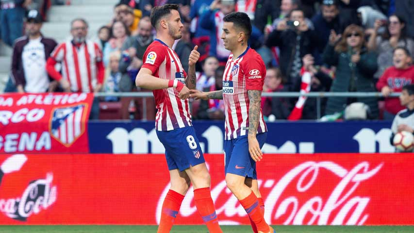 Photo of Saúl Ñíguez lideró la victoria del Atlético de Madrid
