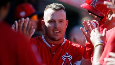 Photo of Mike Trout arremete contra los Astros