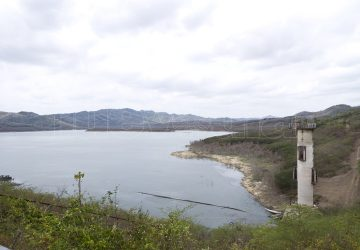 Embalse de Barrancas