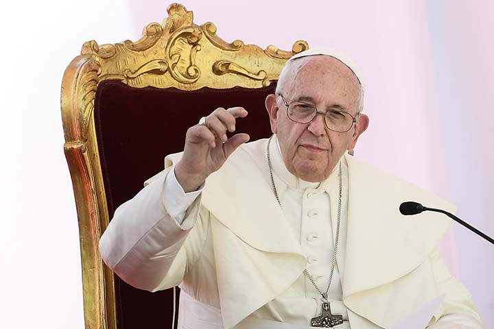 ITALY-VATICAN-RELIGION-POPE-THEOLOGY-CONGRESS