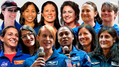 Photo of En Fotos | Una de estas 12 mujeres astronautas irá a la Luna