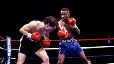 Photo of Olímpico | Muere arrollado el excampeón Pernell Whitaker
