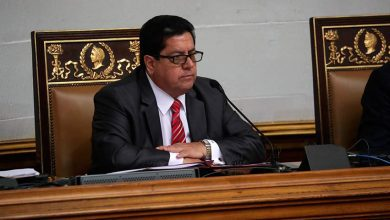 Photo of Diputado Edgar Zambrano está en huelga de hambre