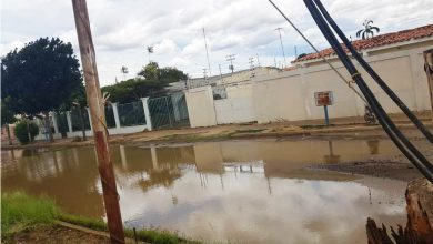 Photo of Agua que escasea en grifos se pierde en calle de la Urupagua