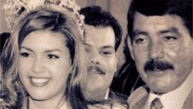 Photo of Así despidió Alicia Machado a su papá