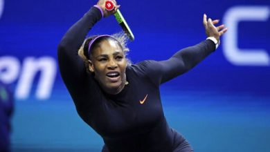 Photo of Dominante | Serena Williams le pasó raqueta a Sharapova