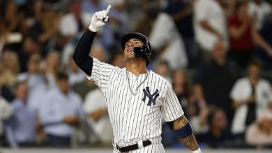 Photo of Gleyber Torres conectó un grand slam en victoria de Yankees
