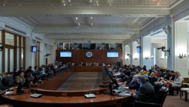 Photo of OEA aprobó resolución sobre la situación de DDHH en Venezuela