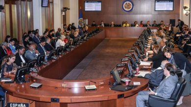 Photo of Cancilleres de la OEA debaten sobre el TIAR