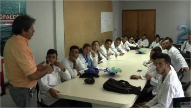 Photo of Estudiantes universitarios reciben taller de ciclo del agua