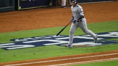 "Photo of Serie de Campeonato | Gleyber Torres fue un ""astro"" en paliza a Houston"