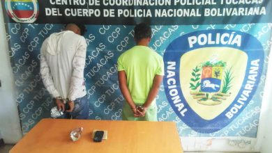 Photo of Detenidos por robar celular con pico de botella