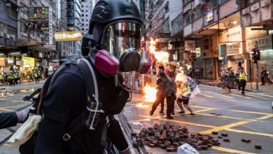 Photo of Miles de personas vuelven a marchar en Hong Kong