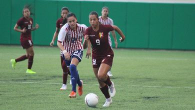 Photo of Vinotinto Femenina igualó ante Paraguay