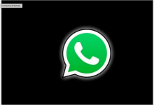 Photo of Así se ve el «modo oscuro» de WhatsApp en Android