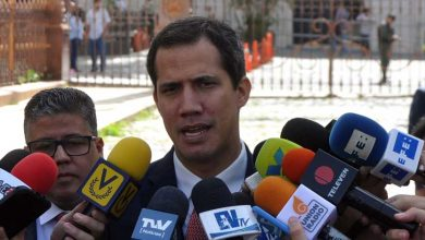 Photo of Guaidó condenó posible ratificación de Lucena en el CNE