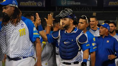 Photo of Yohan Pino comandó victoria de Magallanes ante Bravos