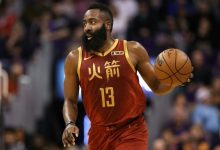Photo of James Harden sigue al frente de la anotación en la NBA