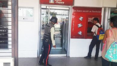 Photo of Polimiranda activó operativos de seguridad bancaria