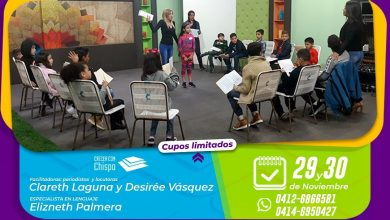 Photo of Abiertas inscripciones para Workshop «Oratoria Creativa para Niños» en Punto Fijo