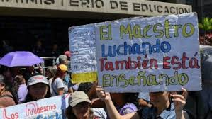 Photo of Simprotec Falcón: los docentes estamos en una lucha constante