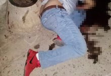 Photo of A tiros asesinan a motorizado en la Cruz Verde