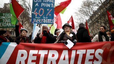 Photo of Movilización en Francia para decir «no» a reforma de pensiones