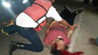 Photo of Paraguanero muere arrollado en la Intercomunal Coro-La Vela