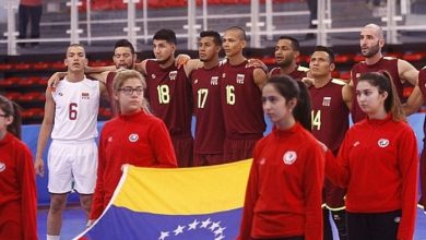 Photo of Vinotinto de voleibol va hoy contra Colombia