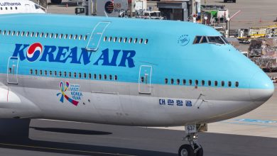 Photo of Aerolínea Korean Air suspende temporalmente vuelos debido al coronavirus