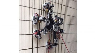 Photo of Crean un robot que escala paredes como Spiderman