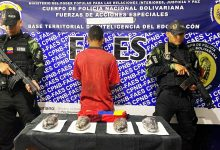 Photo of Faes apresan a costeño con dos kilos de marihuana