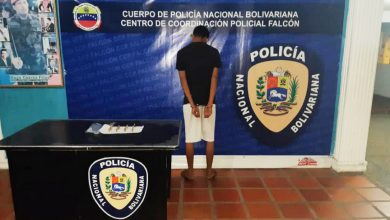 Photo of Adolescente es detenido por tenencia de municiones