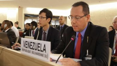 Photo of Venezuela aboga por el desarme en la ONU