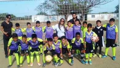 Photo of Escuela las Velitas a la Champion Kids