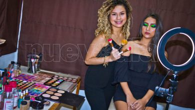 Photo of Lulú refleja su personalidad a través del maquillaje