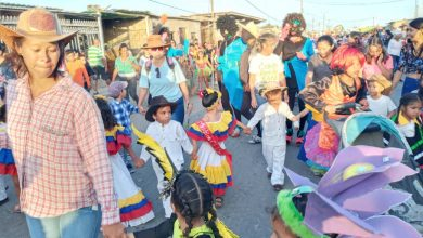Photo of Colectivo Educativo celebró el Carnaval