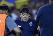 Photo of Capturado | Maradona recibe una «misteriosa sustancia» en pleno partido