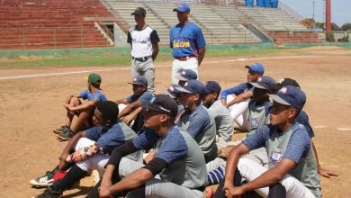 Photo of Scout de la MLB chequearon a jóvenes falconianos