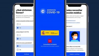 Photo of Lanzan APP para diagnosticar contagios de coronavirus